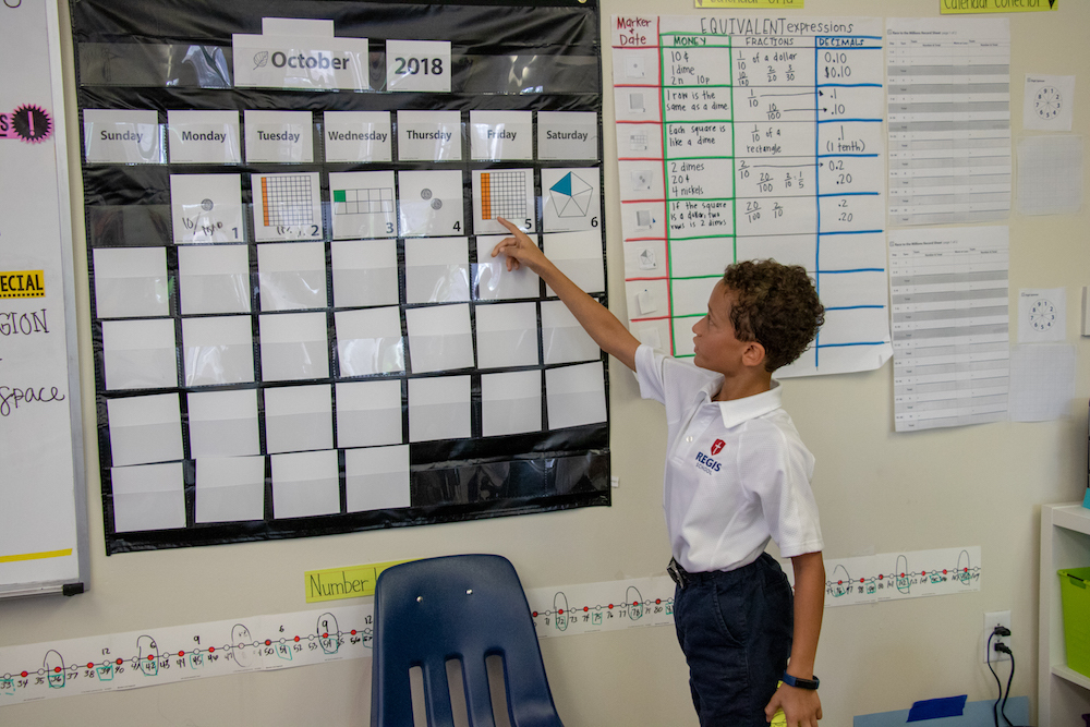 Guest Blog Post – An Inside Look at Math at Regis