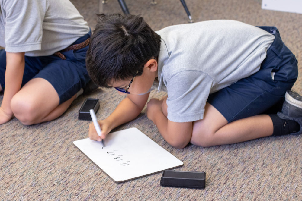 Guest Blog Post – 3rd and 4th Grade Math: From a Student's Perspective